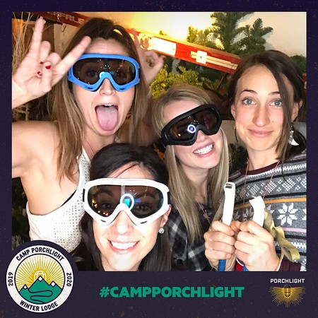 12.31.19 | Camp Porchlight NYE Party