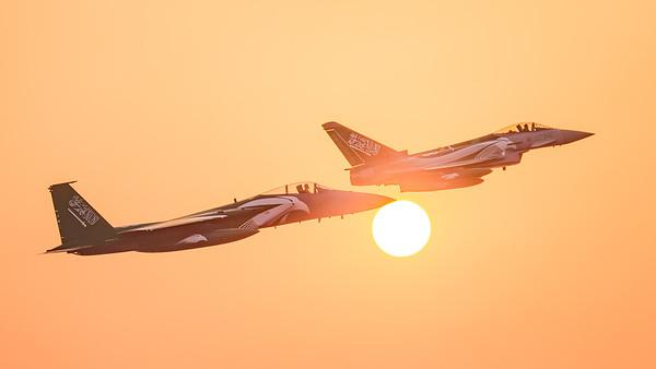 Saudi National Day Airshow