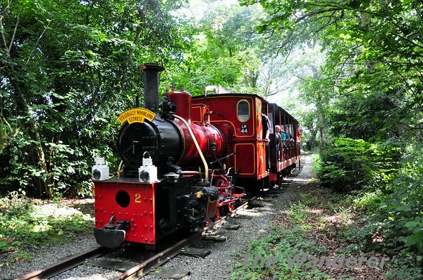 Stradbally Railway & Vintage Steam Rally 2014