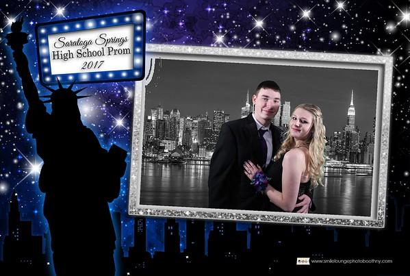 Saratoga Prom 2017 - Booth 2