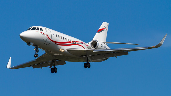OY-GKJ - Dassault Falcon 2000EX