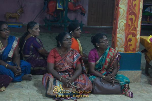 எழுவைதீவு-முத்தன்காடு முருகமூர்த்தி தேவஸ்தான சப்பறத் திருவிழா-2018