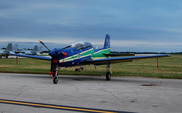 Static Aircraft