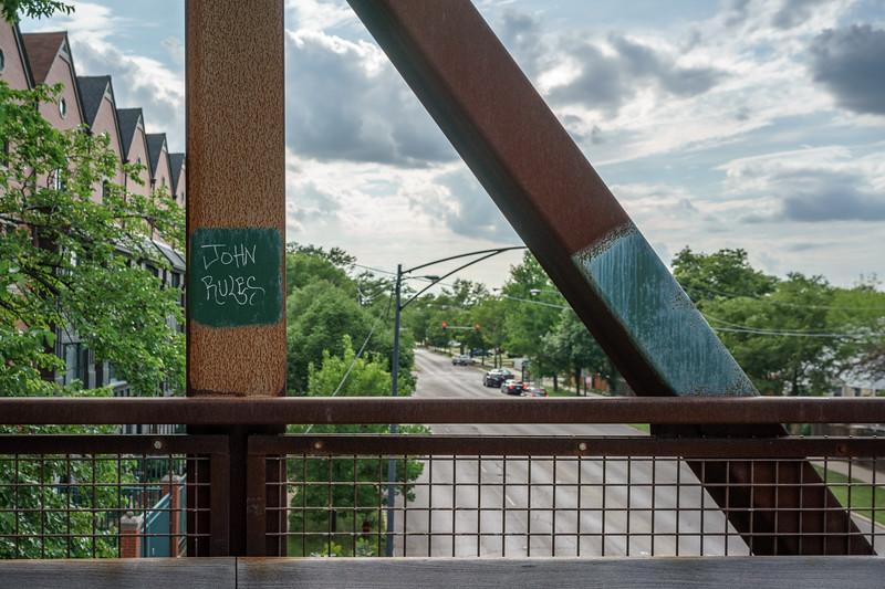 Forest Glenn John Rules the Bridge