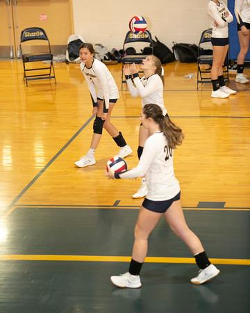 Shade Rockwood Volleyball