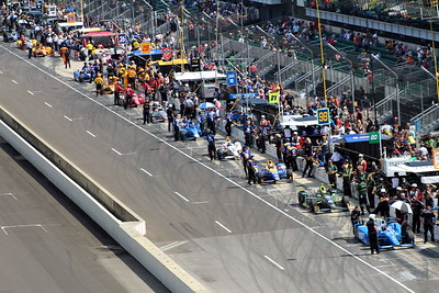 Carb Day - Indianapolis Motor Speedway - 26 May '17