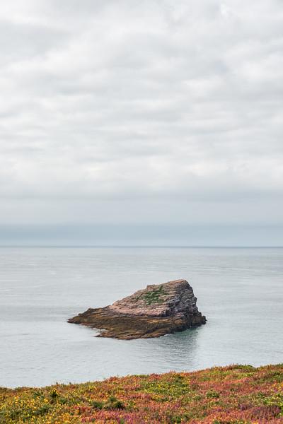 Amas du Cap - Cap Fréhel, Plévenon, France - August 15, 2018