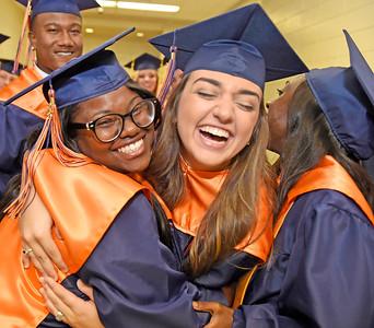 Graduation At Chapman
