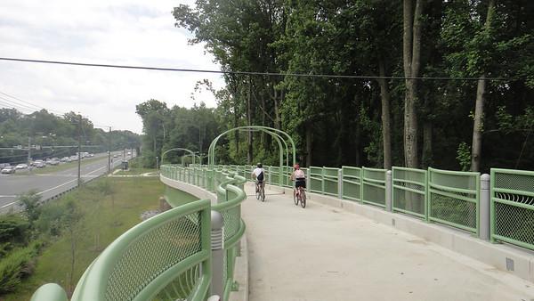 Rock Creek Hiker-Biker Trail Bridge Aspen Hill, MD