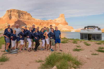 Blue Heelers Lake Powell Regatta 2019