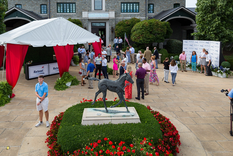 Barbasol Draw Party at WinStar Farm 7.16.19