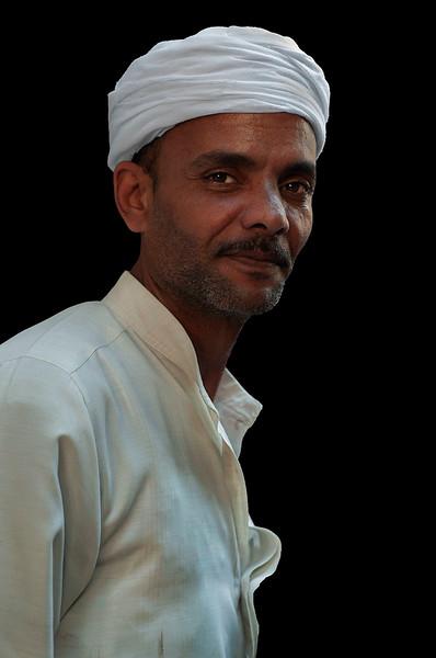 Butcher, Cairo, Egypt, 2010