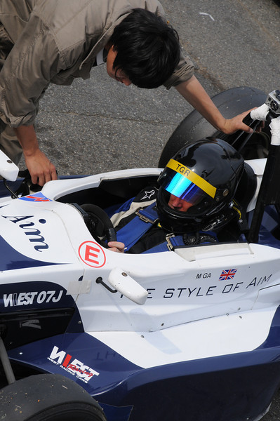 Motorsports racing