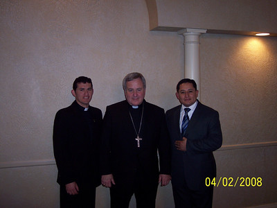 2008 Bishop's Dinner for Seminarians
