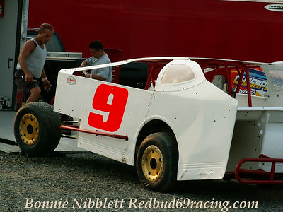 Delaware International Speedway Sept. 9, 2006