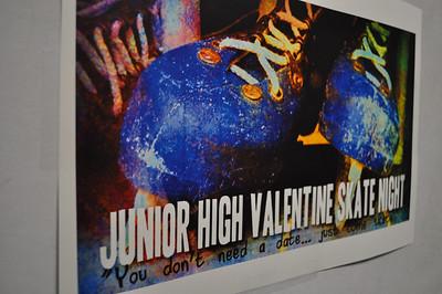 Valentine Skate Night
