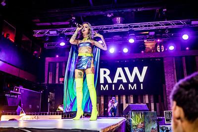 RAW: Miami presents ARISE