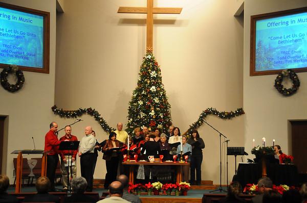 December 24, 2010 Christmas Eve Service