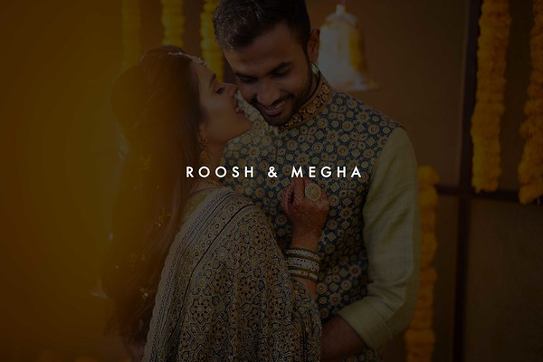 Roosh and Megha / Wedding / Ahmedabad
