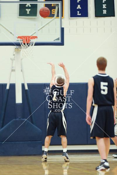 Basketball Boys Div 2 Game 3 John Cooper v Cistercian