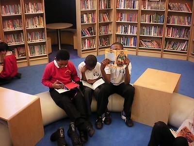 Brackenbury Primary - Beza Combined School