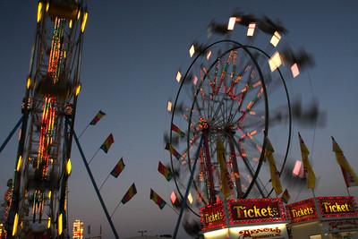 Hudsonville Fair 8/08