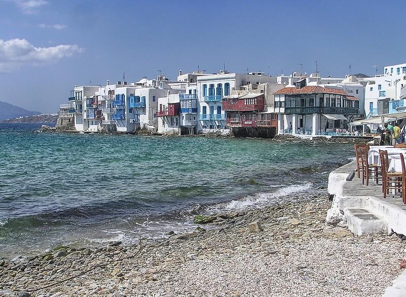 Greece Island hopping - Mykonos