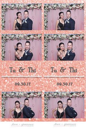 Tu & Thi  Wedding - Sept 30 2017