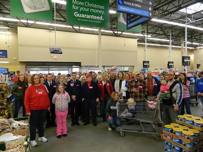 Annual Kiwanis Shopping Tour - December 2011