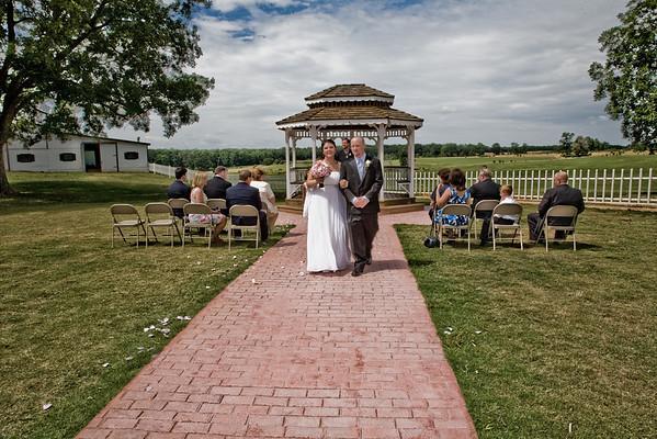 Wedding Ceremony - Jeremy & Rebecca
