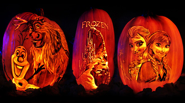 RISE of the Jack O'Lanterns Official Images