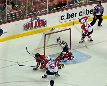 Caps vs Panthers (2/6) (March 1, 2009)