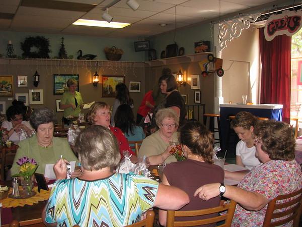 Ladies' Banquet 2009