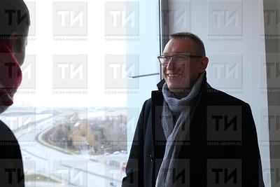 07.11.17 Интервью с Дмитрием Вахрушевым, Барс Групп ( Михаил Захаров )