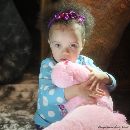 Sophia's Visit February 19, 2015 - Unicorn