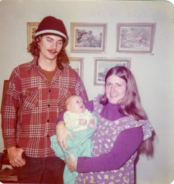 Art Stennett Jr, Connie, Gary Stennett, 1974