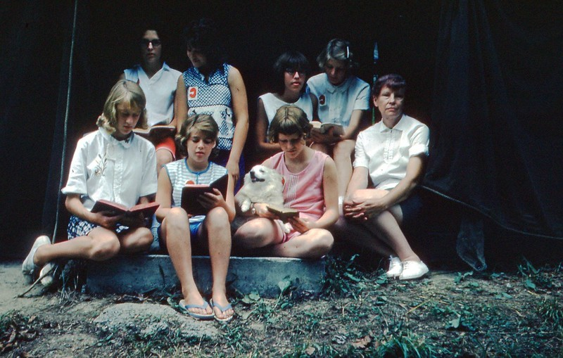 1965 - Girls Camp.jpg