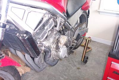 Crashes and Maintenance