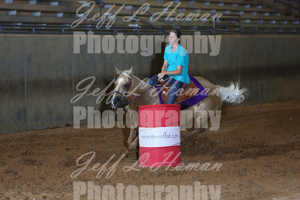 Celebrate Haley Barrel Race