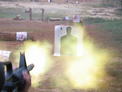 Shooting - 9/25/2005