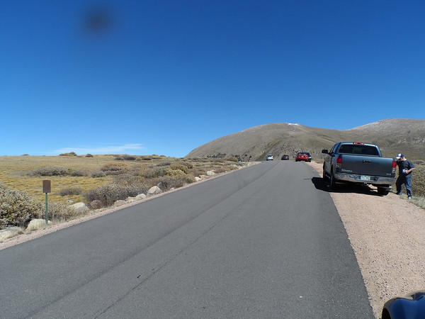 Highway 285 Drive  to Leadville 9/14