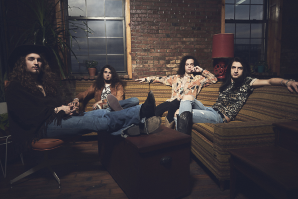 """SOUTH OF EDEN UNLEASH DEBUT SINGLE & MUSIC VIDEO, """"DANCING WITH FIRE"""""""
