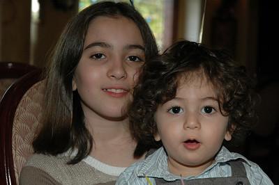 Salar & Nazanin, Dec 2009