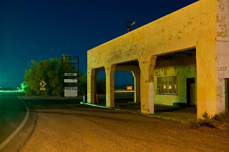 Death Valley Junction, CA