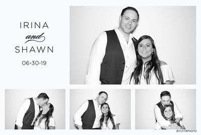 Irina + Shawn