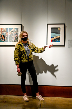 Art Erin Marncini Printmaking Gallery Talk