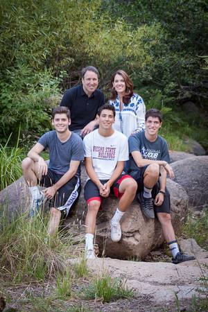 Blum Family, August 2015