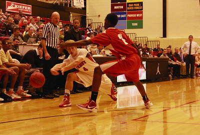 Benet at Proviso West holiday tournament