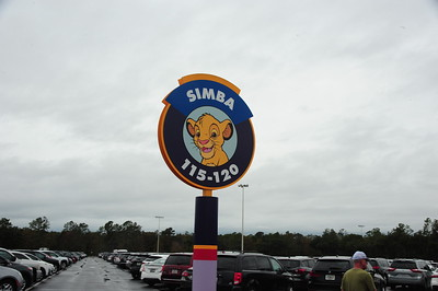 At Disney with the Damitz
