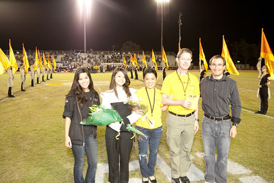 2011 Senior Night